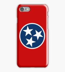 Tennessee State Flag - USA Nashville Memphis - Bedspread T-Shirt Sticker iPhone Case/Skin