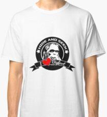 I love Bigfoot Shirt Classic T-Shirt