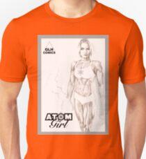 Atom Girl Unisex T-Shirt
