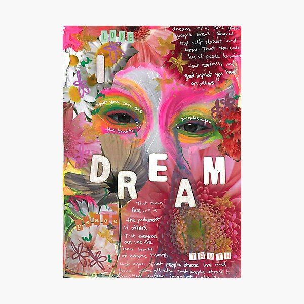 I Dream Photographic Print