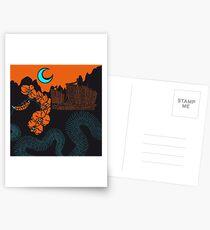 Centipede Postkarten