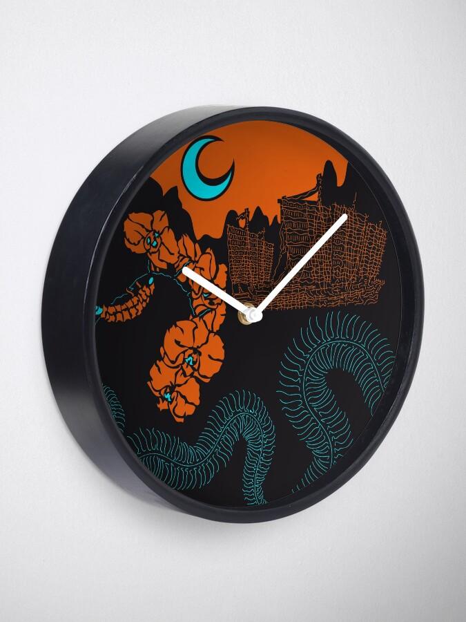 Alternative Ansicht von Centipede Uhr