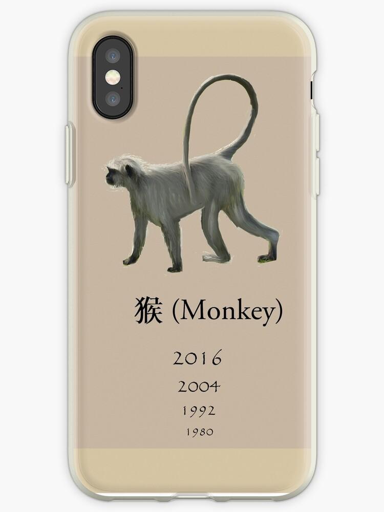 Monkey - Chinese Zodiac by Nornberg77