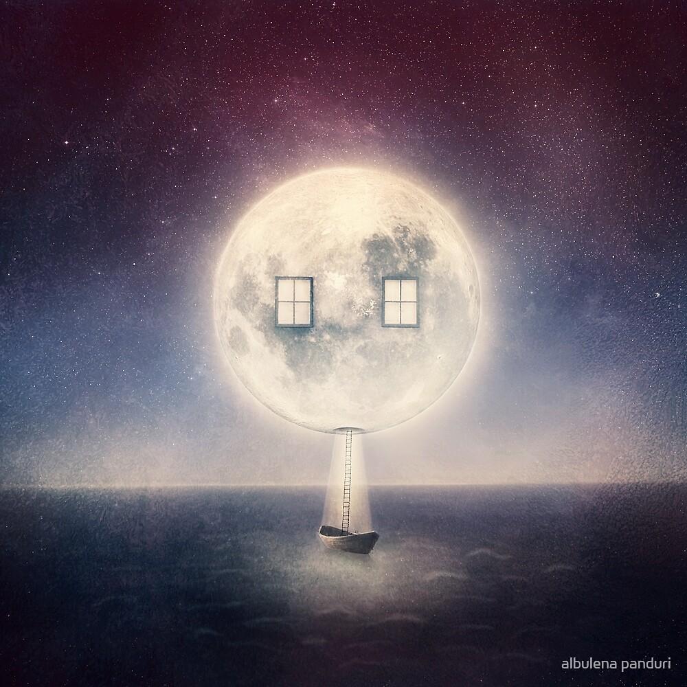 Moon House by albulena panduri