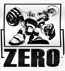 Zero t-shirt Poster