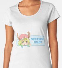 Lucoa Weeb Müll Frauen Premium T-Shirts