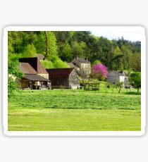Dordogne France Sticker