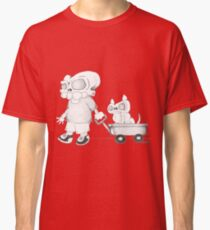 Little (Red) Wagon Classic T-Shirt
