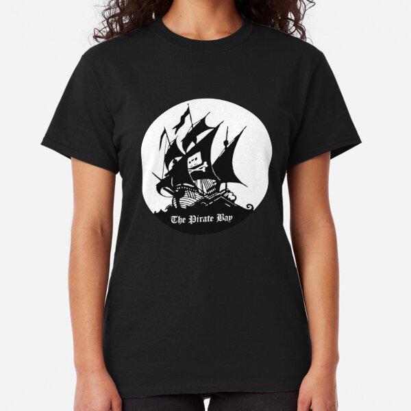 Pirate Bay Circle Classic T-Shirt
