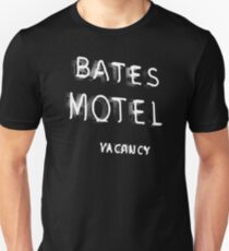 Psycho - Bates Motel Sign Unisex T-Shirt
