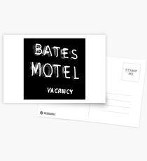 Psycho - Bates Motel Sign Postcards