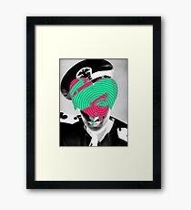 Dietrich Heart #2 Framed Print