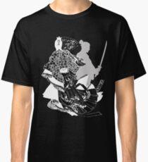 samurai sword white Classic T-Shirt