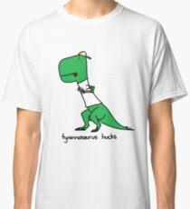 tyrannosaurus hucks Classic T-Shirt