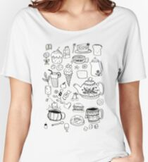 Forever Tea Time 2  Women's Relaxed Fit T-Shirt