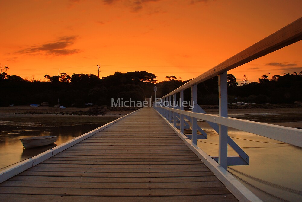 Looking Back by Michael Rowley