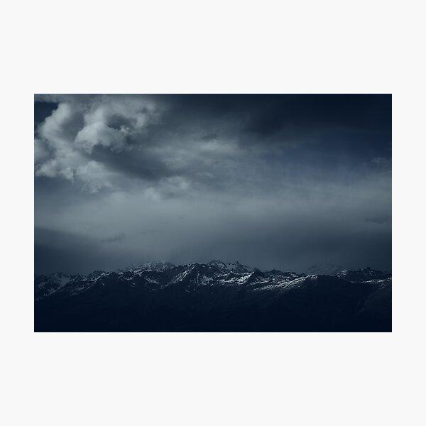 Full of Snow Photographic Print