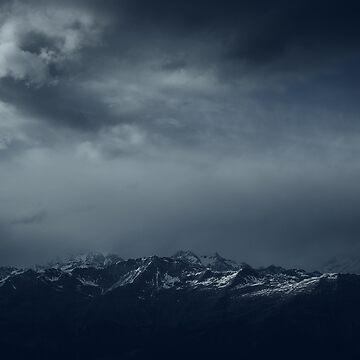 Full of Snow by Hudolin