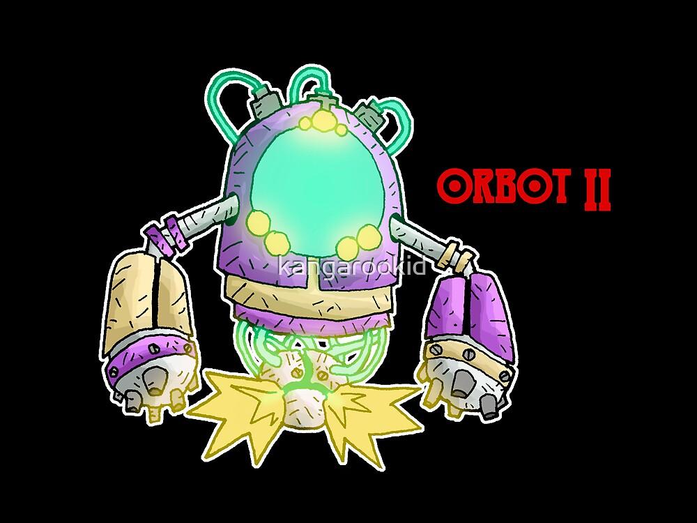 orbot II by kangarookid