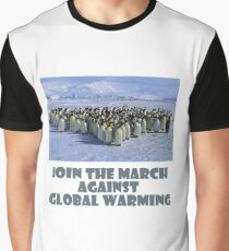 cool Penguin designs Graphic T-Shirt