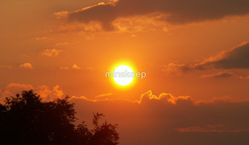 Sunset by minskeep