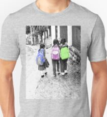 Cuenca Kids 905 - School's Out Unisex T-Shirt