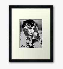 Dietrich Heart #12 Framed Print