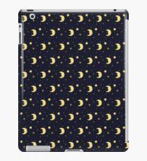 Moon Pattern I iPad Case/Skin