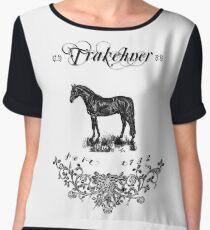 Trakehner - The Original since 1732 Women's Chiffon Top