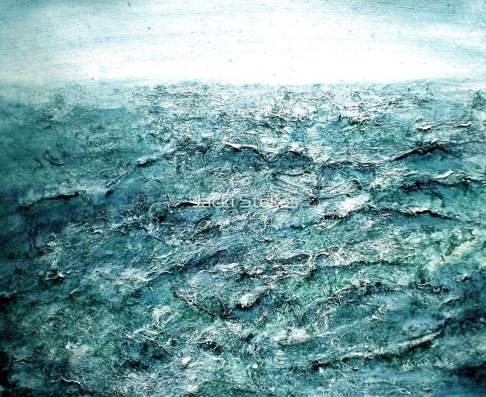 Sea Sparkles by Jacki Stokes