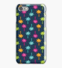 Funny Palm Tree Pattern iPhone Case/Skin