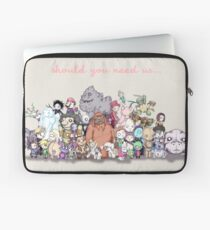 Should You Need Us (Super Extended) Laptop Sleeve