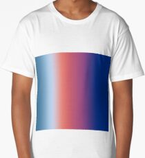 Ombre Clouds 1 Long T-Shirt