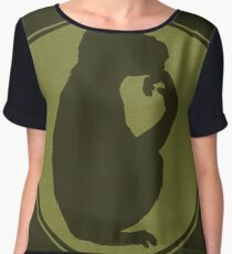 Science Posters - Jane Goodall - Anthropologist, Primatologist Chiffon Top
