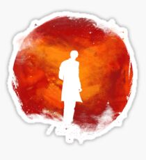 Rings of Akhaten - 11th Doctor Sticker