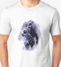 Rainbow Six Siege Watercolor Mute Unisex T-Shirt
