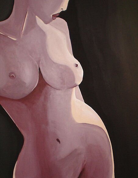 Nude  by ShayeBryant