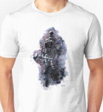 Rainbow Six Siege Sledge Watercolor Unisex T-Shirt