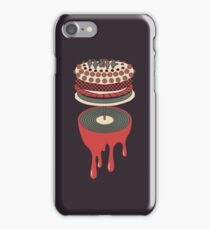 Let It Bleed - Rolling Stones Cake Design iPhone Case/Skin