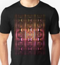 Fiery gates Unisex T-Shirt