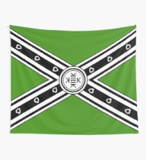 Kekistani Rebel Flag Wall Tapestry