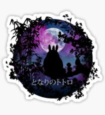 Under the moon 2nd version Sticker
