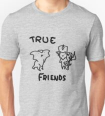 The only friend you have Unisex T-Shirt