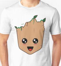 Baby groot (kawaii version) Unisex T-Shirt