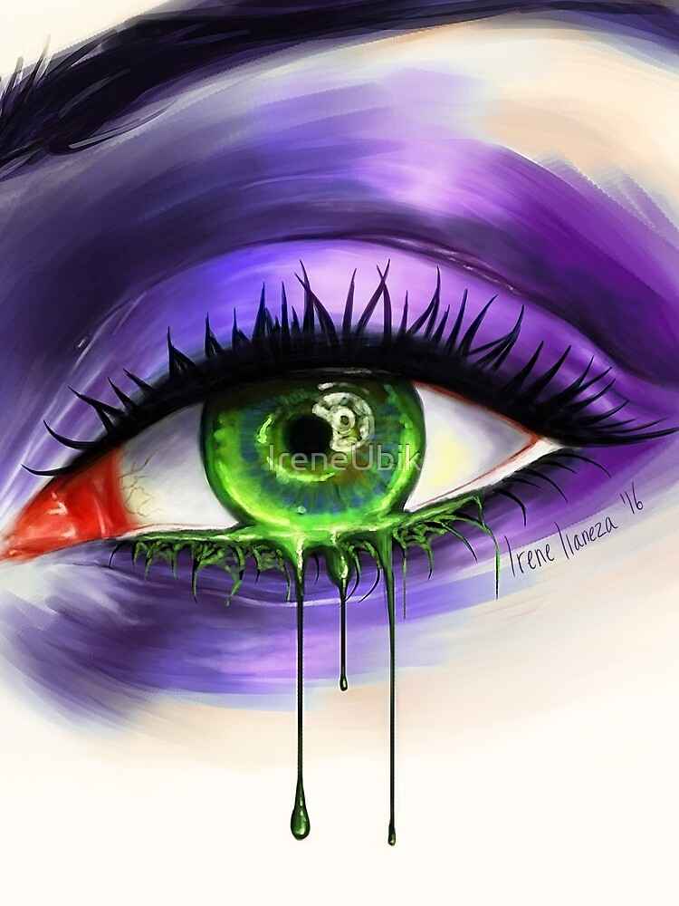 Green Eye by ladykraken