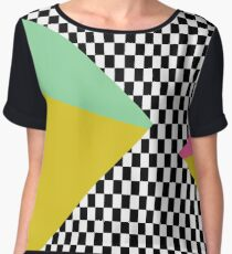 TRIANGLE 02 Chiffon Top