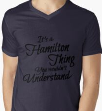 It's a Hamilton Thing Clever T-Shirt T-Shirt