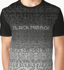 Black Mirror - Anonymous shape Graphic T-Shirt