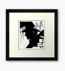 Dr. Jones Framed Print