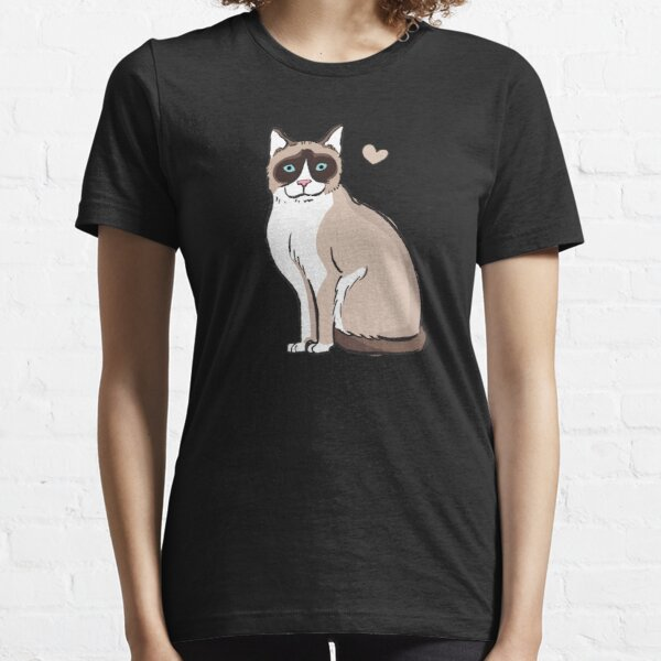 Snowshoe Cat Essential T-Shirt